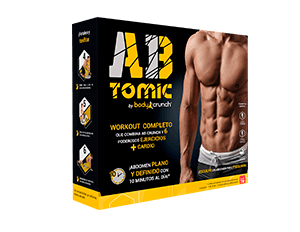 AB TOMIC BY BODY CRUNCH®