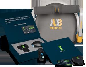 Ab Tomic + Membresia InovaFit